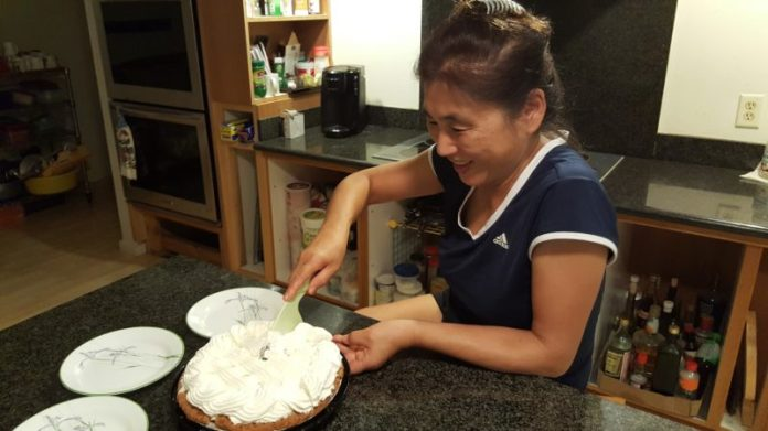 Ani's Bake Shop pie
