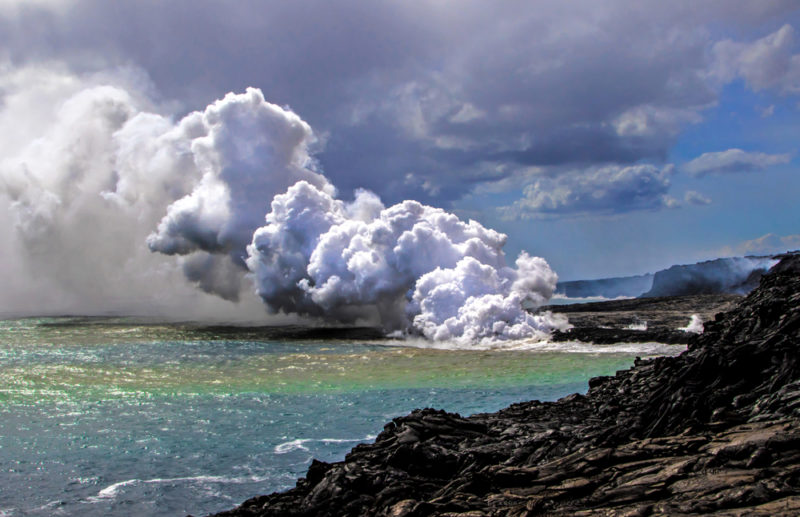 Big Island volcano tours are open for business.
