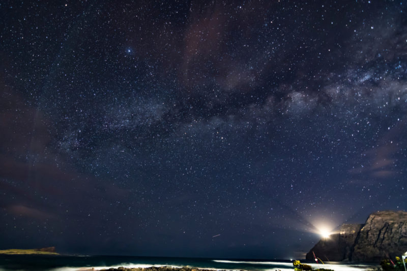 150 Things To Do On Oahu - Stargaze.
