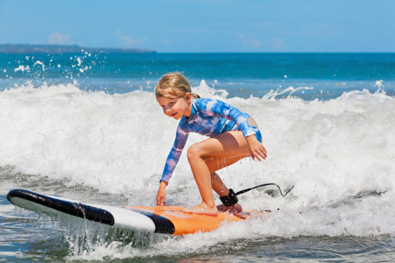 150 Things To Do On Oahu - Surf Lesson.