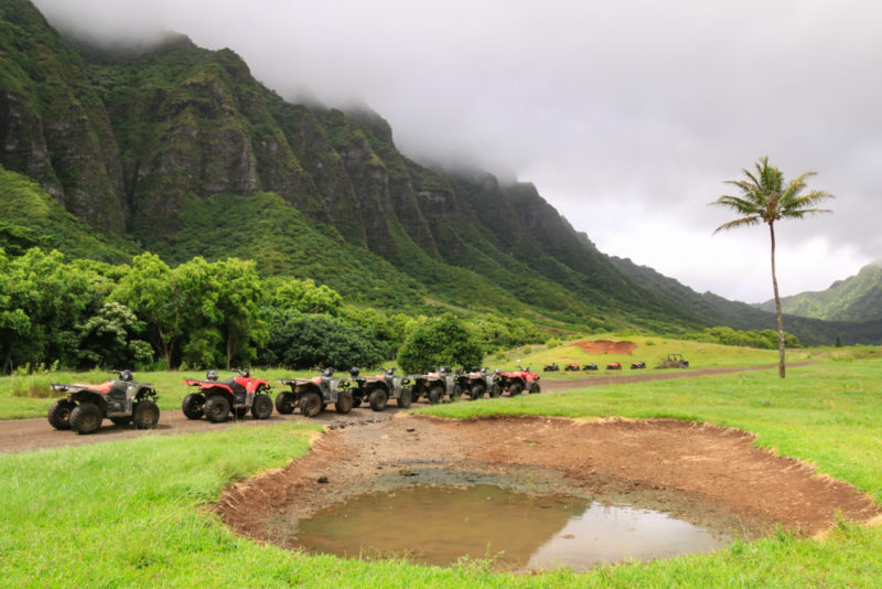 150 Things To Do On Oahu - ATV Tour