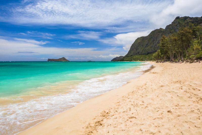 150 Things To Do On Oahu - Waimanalo beach