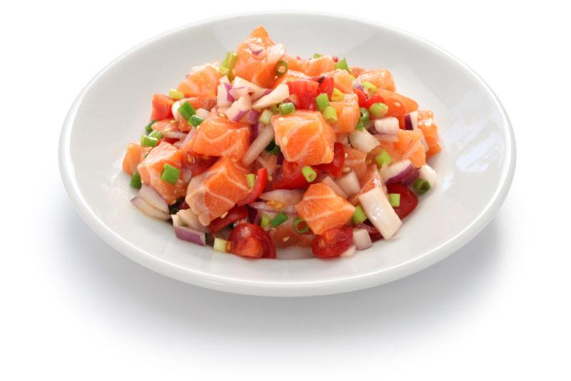 150 Things To Do On Oahu - Eat fresh lomi lomi salmon.