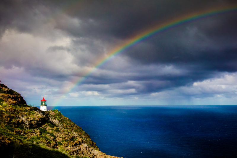 150 Things To Do On Oahu - Chase Rainbows