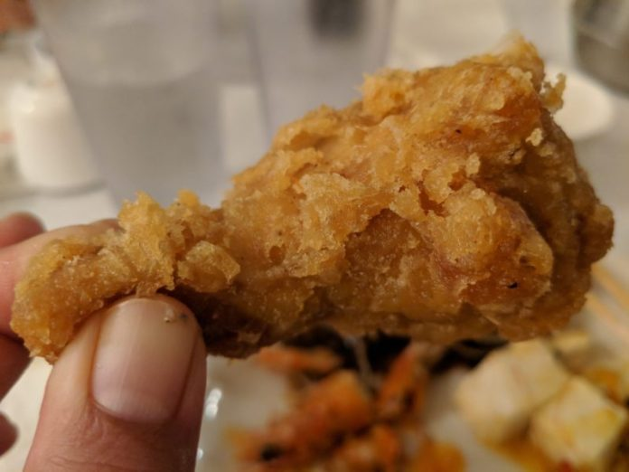 You've Got To Try Maple Garden's Fried Chicken