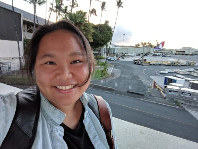 The Honolulu International Airport is mostly outdoors and a lovely place for some photos! You'll see plenty of Hawaiian Airline planes so have your camera ready.