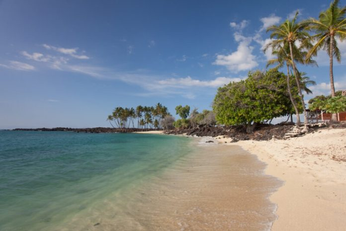 Stop At Mahaiula Beach After You Arrive In Kona