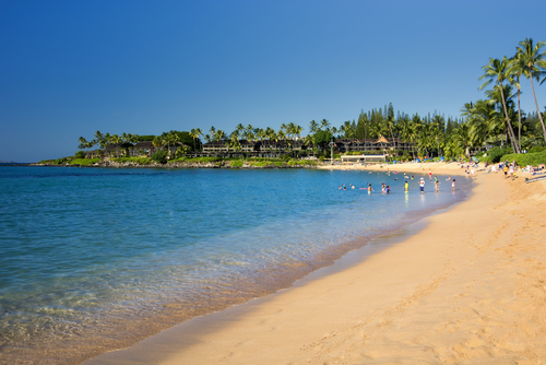 Best beaches in Hawaii: Napili Beach. Hawaii travel. Things to do in Maui. Things to do in Hawaii.