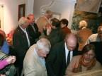 Die reichlich besuchte Vernissage im Brückturm war ein voller Erfolg