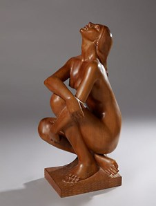 Alomar Luis Sanguino Escultura