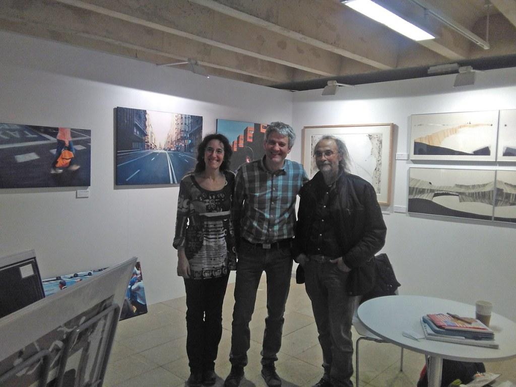 justmad8 - Mirian Cantera, Fernando Kindelan y Miguel A. Moset
