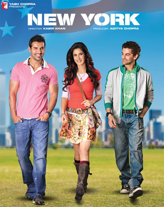 New York(2009)(Poster)