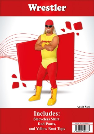 Hogan-Wrestler