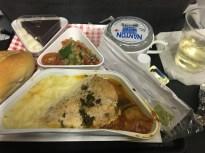 Dinner aboard Austrian Economy