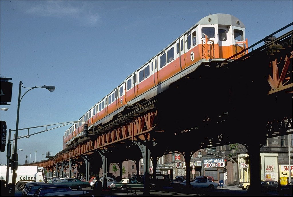 Orange Line - Roxbury