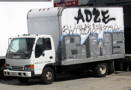 """""""Adze"""""""