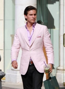 Scott Disick, you know exactly what I'm talking about.