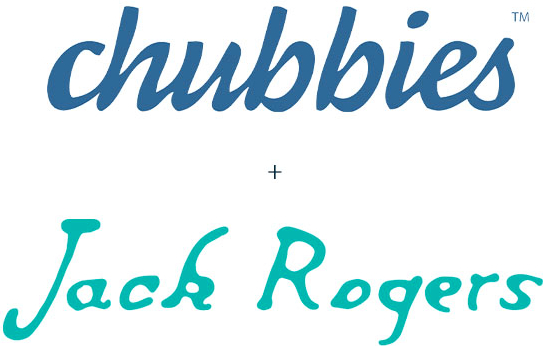 Chubbies + Jack Rogers