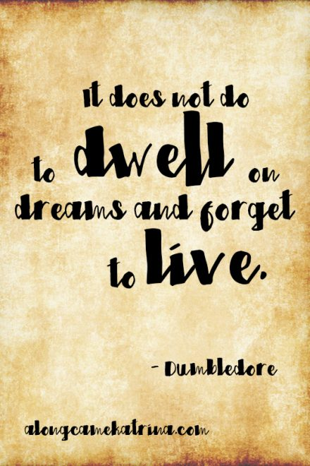 Harry Potter Quote 7