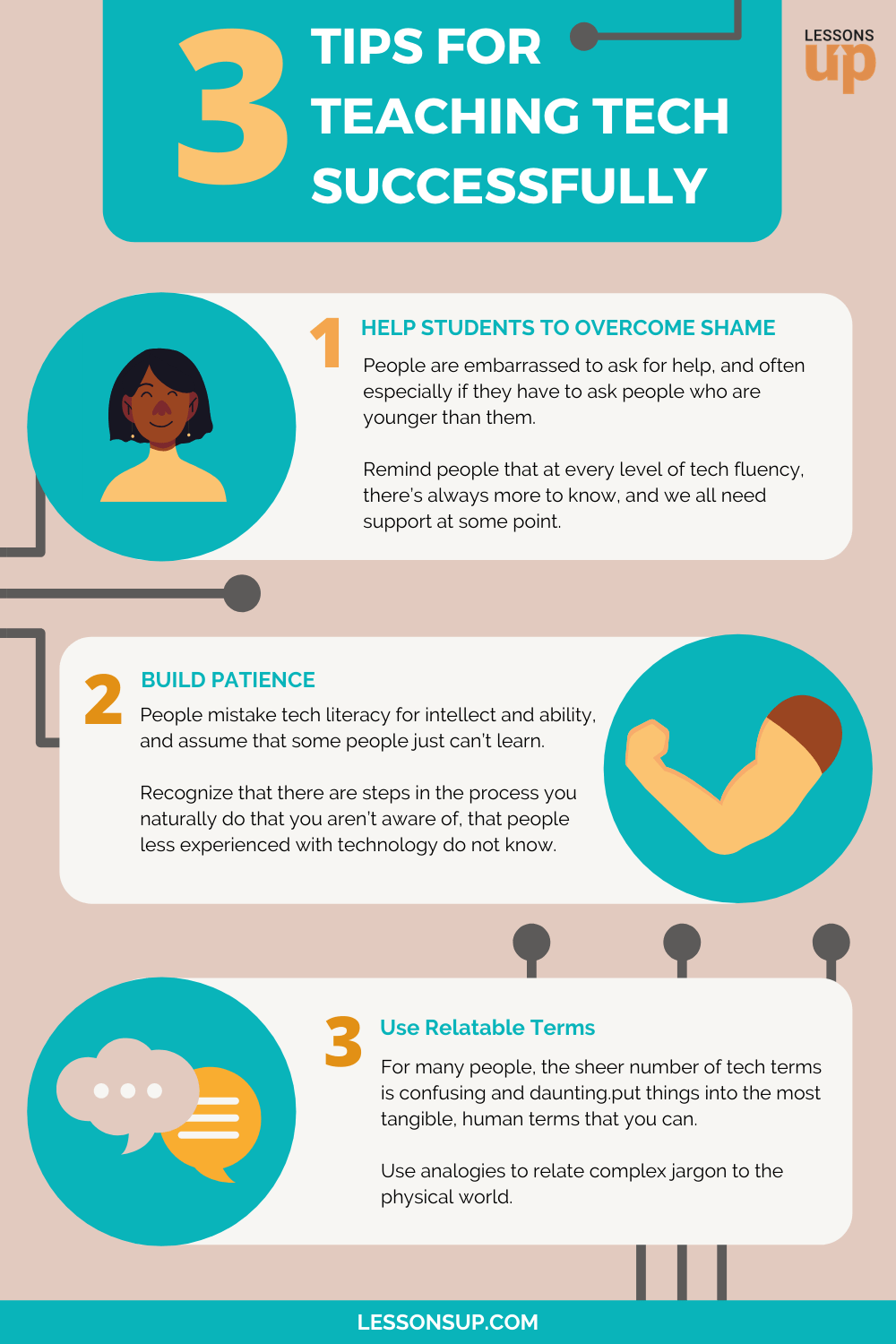 3 Tips For Successful Teaching