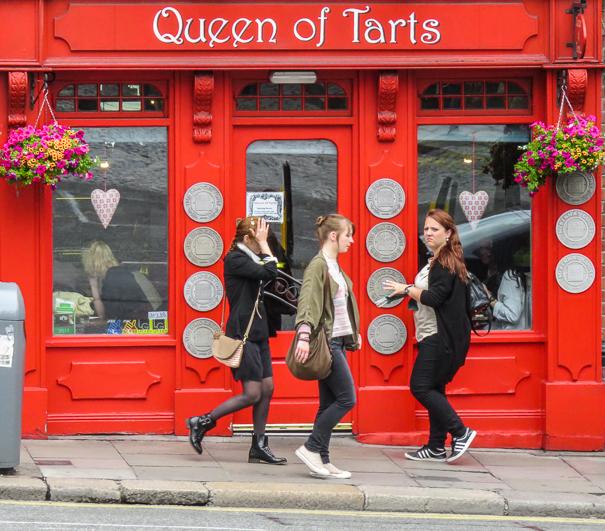 Fish Shop 6 Queen St Dublin Irland