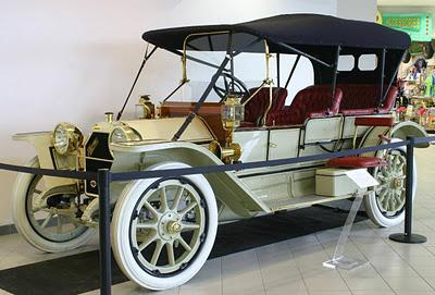Transportation in 1912