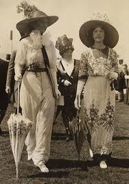 1912 Ascot Fashion