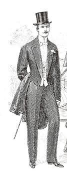 Men's Fashion in 1912