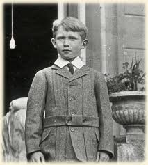 Boy in Norfolk Jacket