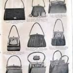 Add for Handbags in 1924