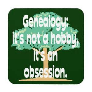 Genealogy obsession
