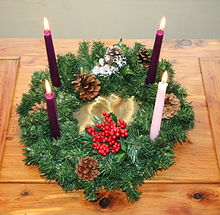 Traditions of Christmas: The Advent Wreath