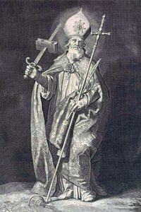 Saint Boniface may have began the Christmas tree tradition