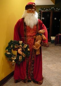 "Santa Claus became popular with the poem ""A Visit from St. Nicholas"""