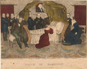 First Ladies: Anna Harrison Taylor