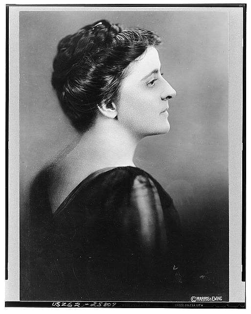 Helen Woodrow Bones, cousin of Woodrow Wilson