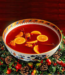 History of Christmas Recipes: Wassail
