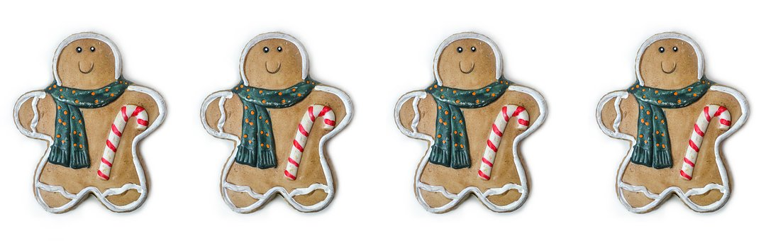 History of Christmas Recipes: Gingerbread Cookies