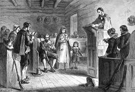 The Pilgrims: Religious Worship