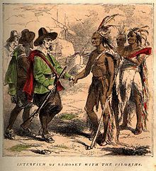 Pilgrim Life: Second Encounter with Native Americans