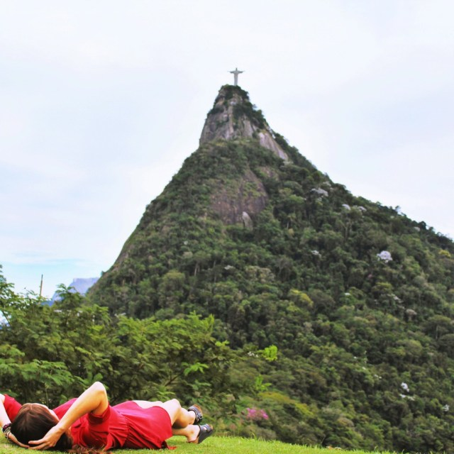 Mirante Dona Marta lookout, Rio travel guide via A Lo Profile