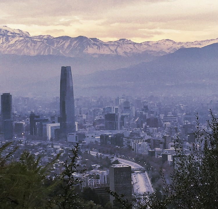 Santiago travel guide via A Lo Profile