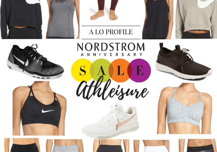 Friday Favorites: Athleisure from the Nordstrom Sale via A Lo Profile