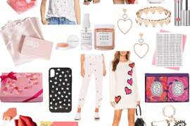 Sharing a roundup of the best Valentine's gifts for her in a variety of price ranges no matter what your plans are this holiday!