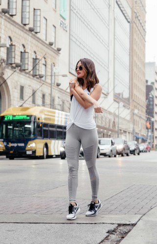Seeking Balance-- dallas blog post sharing how to find balance in the day to day. #balance #balancedlife #workoutclothes