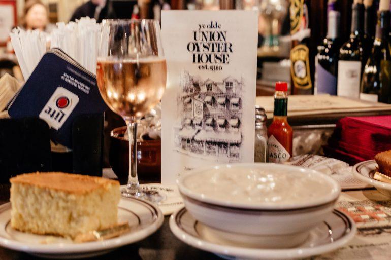 Union Oyster House in Boston, America's Oldest Restaurant via A Lo Profile's Boston Travel Guide