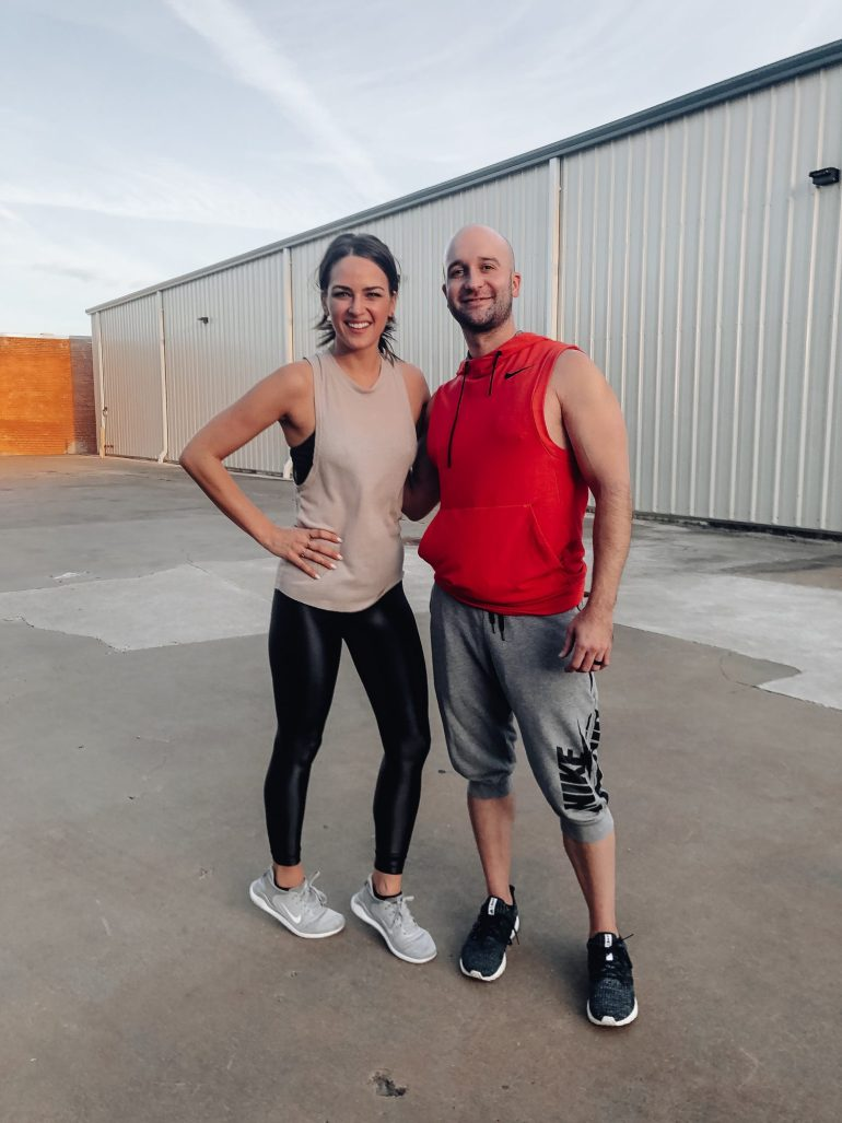 Sharing my workout routine that includes John Benton workouts that I do at home. I'm also sharing equipment, answering your FAQs, and sharing my results!
