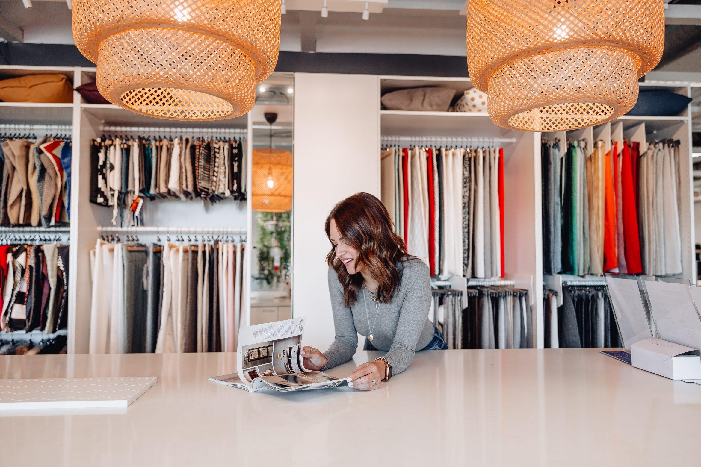 Closet Design Process A Lo Profile
