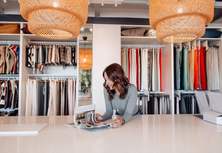 Closet Design Process