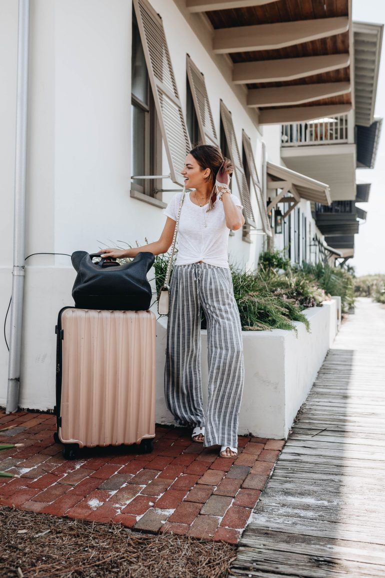 Today's 30A outfit recap has shoppable links to everything I wore in Rosemary beach & is giving you some vacay outfit inspo + answering what to wear in 30A.